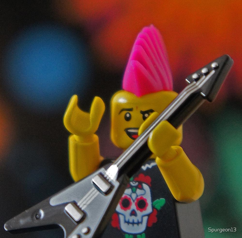 LEGO(R) Rocks!!! by Spurgeon13
