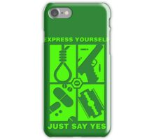 Peter Steele TYPE O NEGATIVE RBB06 iPhone Case/Skin