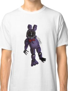 FNAF 2 - Withered Bonnie design Classic T-Shirt