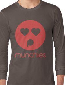Stoner Emotions - Munchies. Long Sleeve T-Shirt