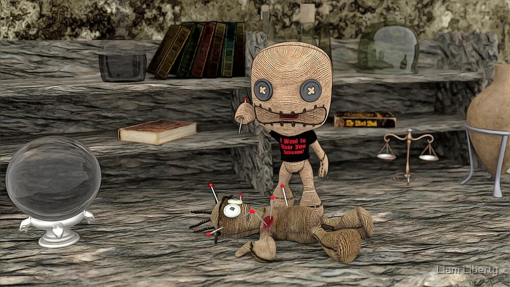 The Voodoo Doll by Liam Liberty