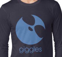 Stoner Emotions - Giggles. Long Sleeve T-Shirt