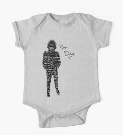 Bob Dylan One Piece - Short Sleeve