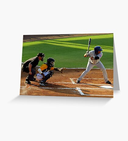 An Evening At The Game ~ Part Six Greeting Card
