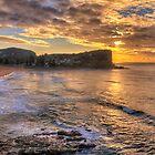 Glory - Avalon Beach, Sydney Australia - The HDR Experience by Philip Johnson