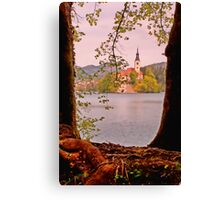 Lake Bled,Slovenia Canvas Print