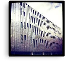 Manchester Metal Building Canvas Print