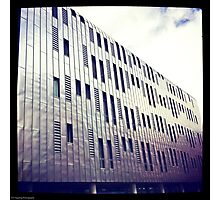 Manchester Metal Building Photographic Print
