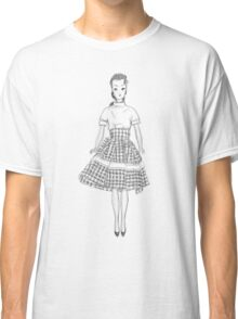 barbie cute art Classic T-Shirt