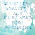 Imperfection by Vintageskies