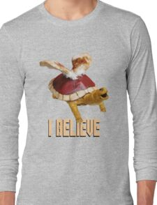 I Believe: Real Koopa Taxidermy Long Sleeve T-Shirt