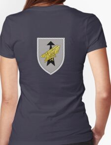 Division Schnelle Kräfte - Rapid Forces Division - German Army Womens Fitted T-Shirt