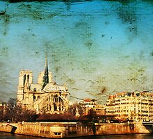 old-fashioned style paris france by ilolab