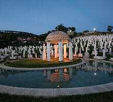 Sarajevo remembers by David Baird