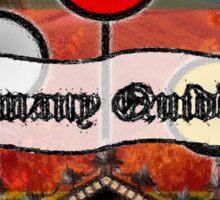 Germany Quidditch Sticker