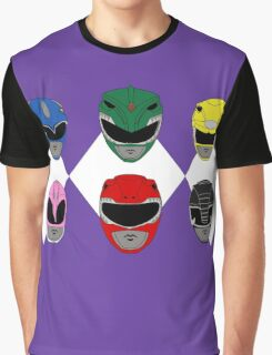 Mighty Morphin' Power Rangers Graphic T-Shirt
