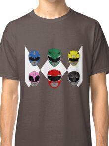 Mighty Morphin' Power Rangers Classic T-Shirt