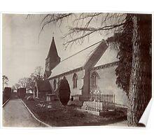 Hilperton Church, Trowbridge, Wiltshire Poster