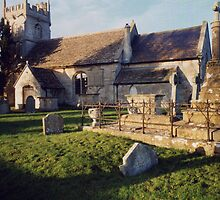 Wingfield Church, Trowbridge, Wiltshire by Trowbridge  Museum