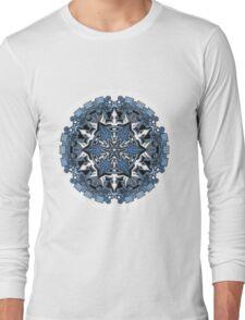 Mandala 34 T-Shirts & Hoodies Long Sleeve T-Shirt