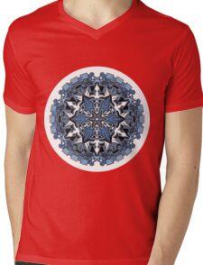 Mandala 34 T-Shirts & Hoodies Mens V-Neck T-Shirt