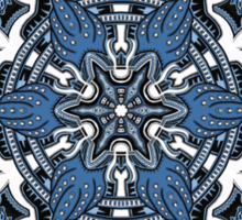 Mandala 34 T-Shirts & Hoodies Sticker