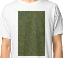 green-orange Classic T-Shirt
