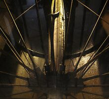 Spokes of the mill wheel by TedT