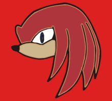 Knuckles The Echidna by Mc240
