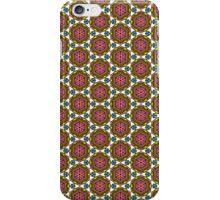 Pink Jewel Scream  iPhone Case/Skin