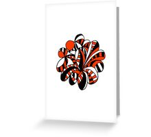 First Graphics  Greeting Card