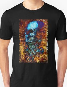 Skull and Flowers Unisex T-Shirt