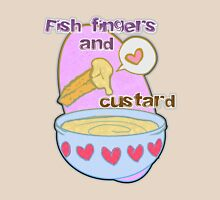 Fish fingers and custard T-Shirt