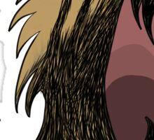 Brown hound, Don't Starve Sticker