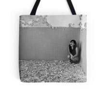 The Past Screams Out of Me in These Places!! Tote Bag