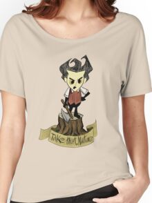 Wilson, Don't Starve Women's Relaxed Fit T-Shirt