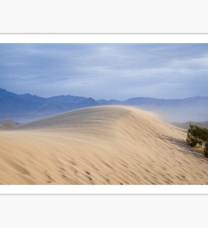 Death Valley Sandstorm Sticker