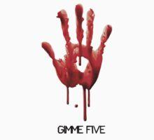 Gimme Five by megpato