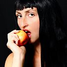 Eve and the Apple by thermosoflask