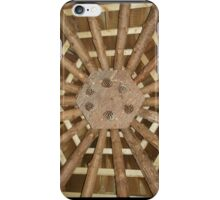 Wood ceiling iPhone case iPhone Case/Skin