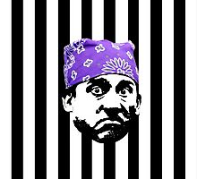 Prison Mike by pickledbeets