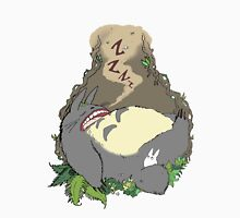 Sleepy Totoro Unisex T-Shirt