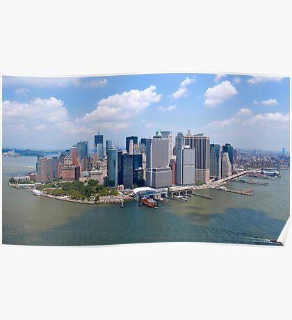 Manhattan - New York Poster