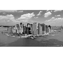 Manhattan - New York Photographic Print
