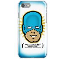 Captain RibMan - Face iPhone Case/Skin