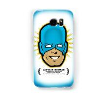 Captain RibMan - Face Samsung Galaxy Case/Skin