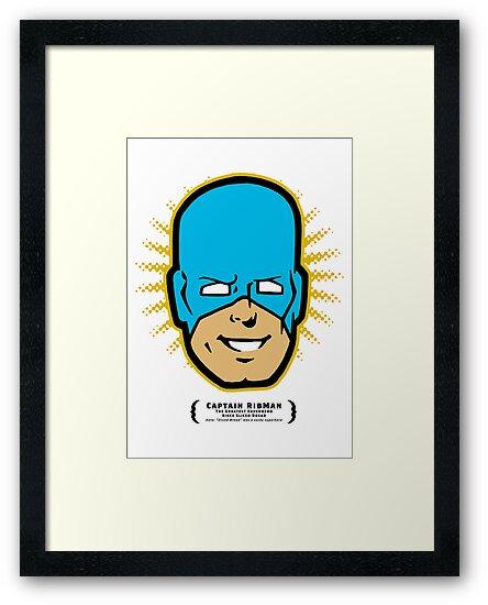 Captain RibMan - Face by Captain RibMan