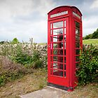 English Telephone Box by BigshotD3