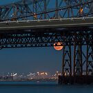Supermoon 2012 by Toby Harriman