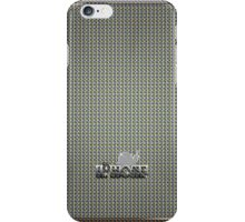 Bling-Bling style iPhone case with snail motif  iPhone Case/Skin